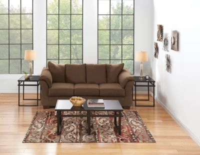 COLORS 7 Piece Room Package, Cafe, swatch