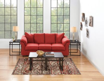 COLORS 7 Piece Room Package, Salsa, swatch