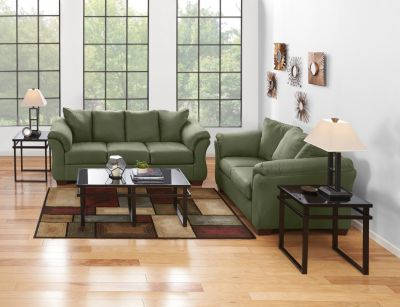 COLORS 7 Piece Room Package, Sage, swatch