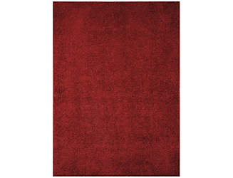 5x7 Caci Red Area Rug