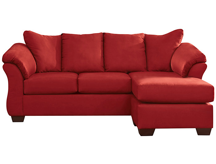 Awe Inspiring Colors Salsa 2 Piece Sectional With Right Arm Facing Chaise Chair Set Alphanode Cool Chair Designs And Ideas Alphanodeonline