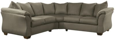 COLORS Sectional, Stone, Grey, swatch