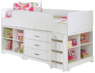 shop Twin-Loft-Bed-w-Storage