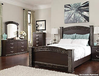 pictures of bedroom sets. 6pc King Bedroom Set Clearance  Discount Furniture Art Van
