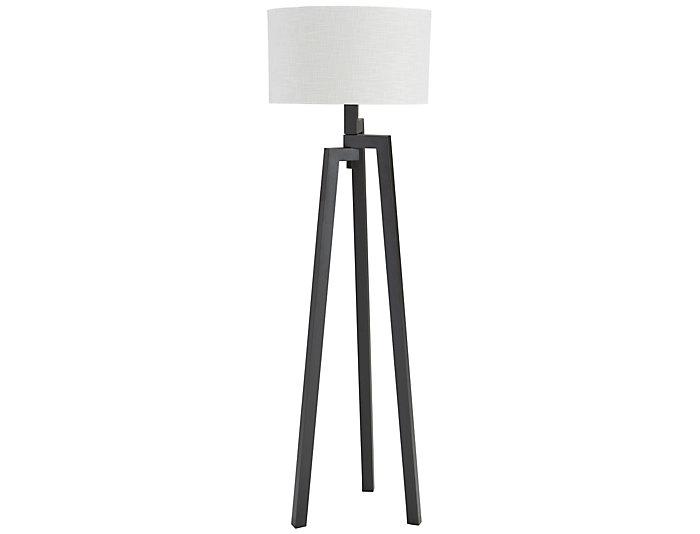 Polson Bronze Floor Lamp, , large