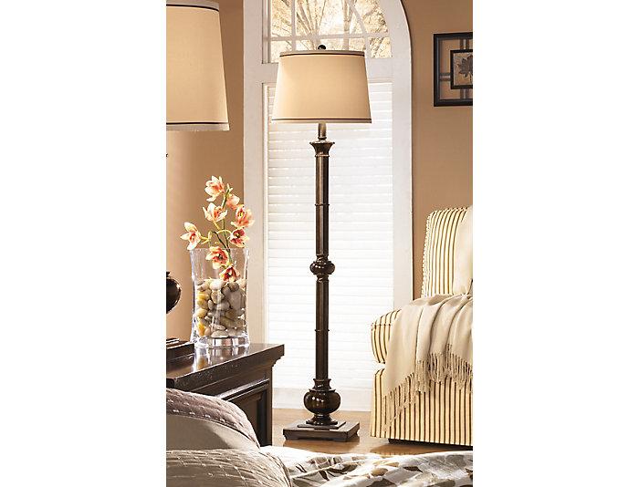 Oakleigh Bronze Floor Lamp, , large