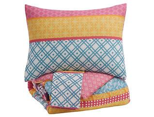 Meghana Full Comforter Set, , large