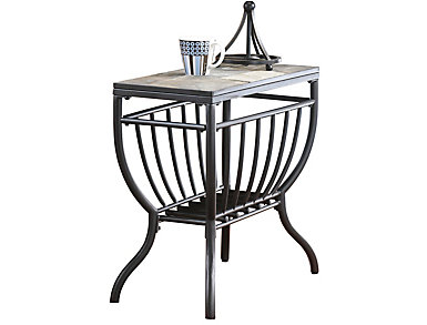 Angelli Chairside Table, , large