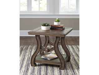 Napoli End Table, , large