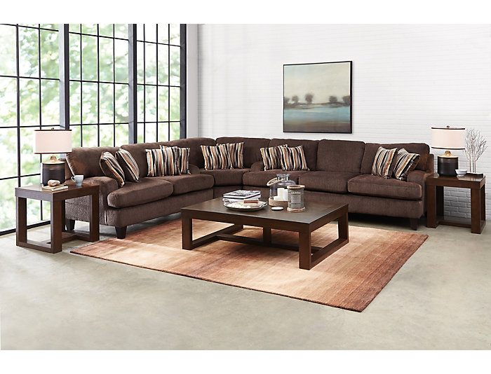 ... Watson Coffee Table, Brown, , Large ...