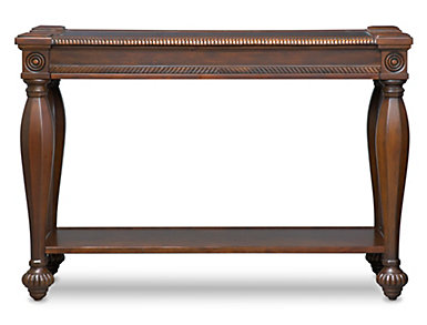 Mantera Sofa Table, Brown, , large