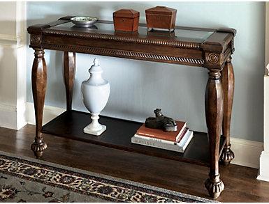 Mantera Brown Sofa Table, , large