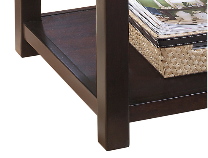 Groovy Hatsuko End Table Brown Pdpeps Interior Chair Design Pdpepsorg