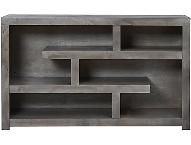 "Alder II 60"" Smokey Grey TV Stand, , large"