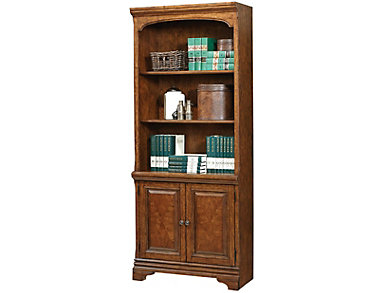 Hawthorne Door Bookcase, , large