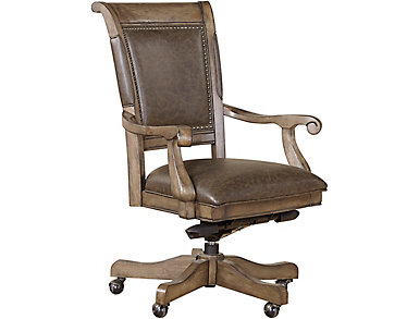 Arcadia Desk Chair, , large