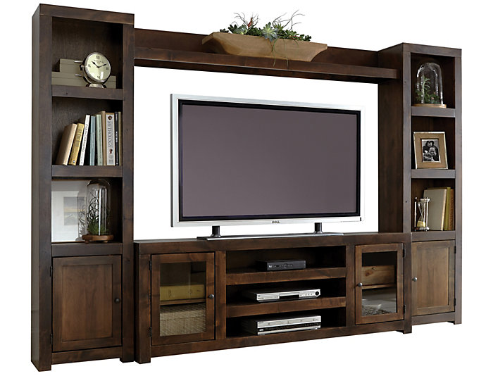 """Alder II Wall with 72"""" Console, , large"""