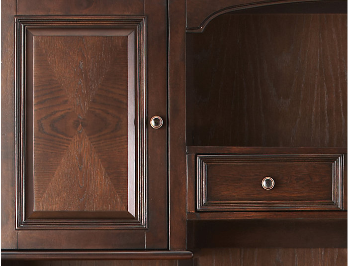 Essex Credenza and Hutch, , large