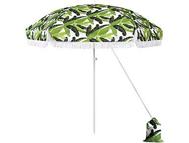 Malibu Tropic Beach Umbrella, , large