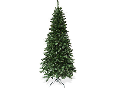 7' Artificial Tree with Stand, , large