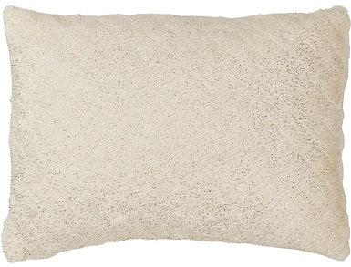 Whisper Fur Pillow, , large