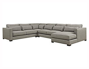 Ambassador 4 Piece Sectional