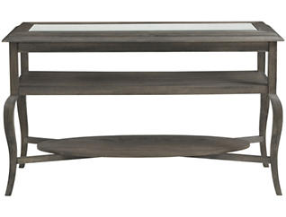 Raiden Sofa Table, Brown, , large