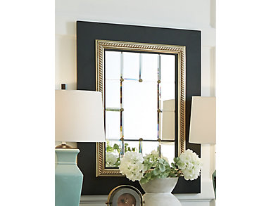 Fiona Beveled Wall Mirror, , large