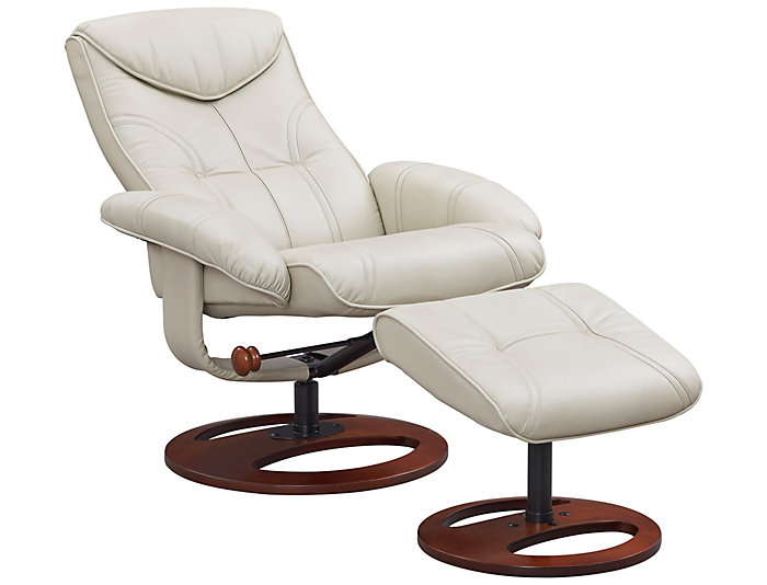 Incredible Adler Collection Reclining Chair And Ottoman Art Van Home Short Links Chair Design For Home Short Linksinfo