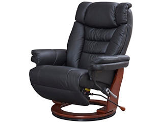 Blair Reclining Chair with Footrest, , large