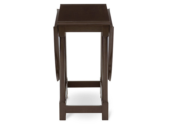 ... Haven Drop Leaf Side Table, Brown, , Large ...