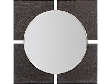 Perfect Solutions Round Mirror, , large