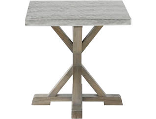 Stockton Trestle Dining Table, , large
