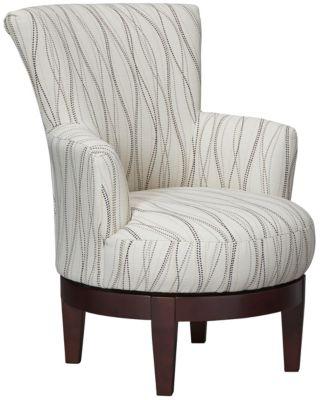 Milo Ii Swivel Chair Art Van Furniture