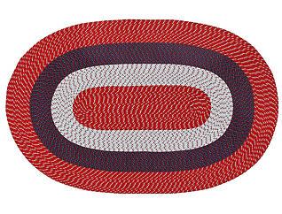 Afton Americana Stripe 5x8 Rug, , large