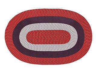Afton Americana 8x11 Rug, , large