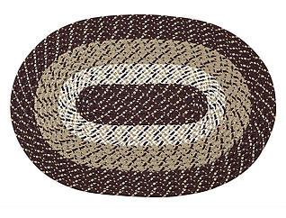 Afton Burgundy Stripe 8x11 Rug, , large
