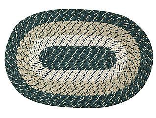 Afton Hunter Stripe 8x11 Rug, , large