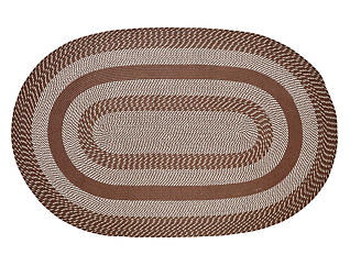 Colby Chocolate 5x8 Rug, , large