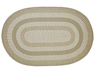 Colby Tan 5x8 Rug, , large