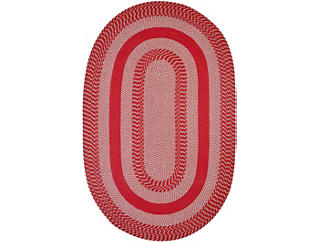 Colby Red 8x10 Rug, , large