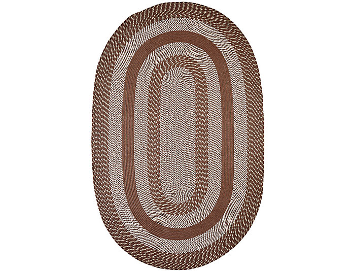 Colby Chocolate 8x10 Rug, , large