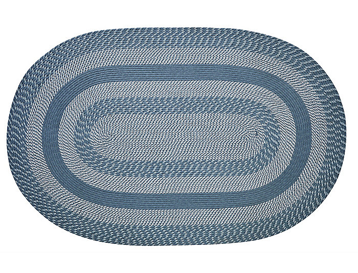 Colby Blue 8x10 Rug, , large