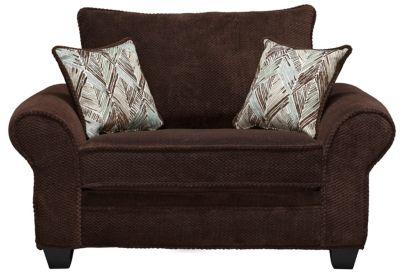 Hudson Chair, Chocolate, swatch