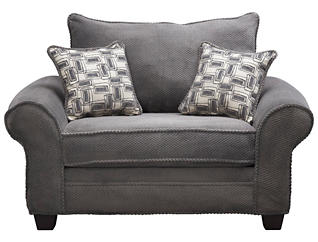 Hudson Chair, Granite, large