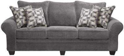 Hudson Sofa, Granite, swatch