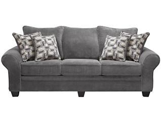 Hudson Sofa, Granite, large