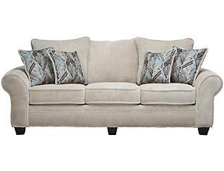 Hudson Sofa, Sand, large