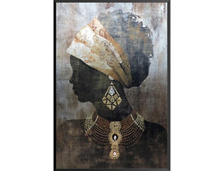 Gold Earring I Poster, , large