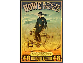 Howe Bicycles-Tricycles, , large